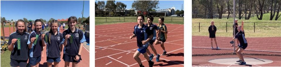 District Athletics day in Epping