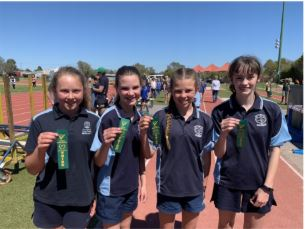 District Athletics in Epping