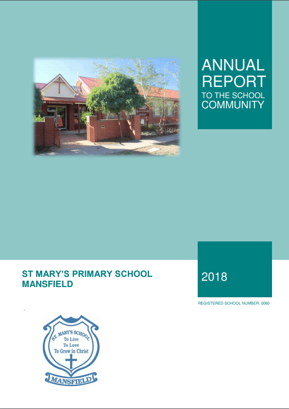 St Mary's Primary School Annual Report 2018